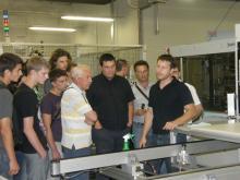 Učenici u tvornici Solaris
